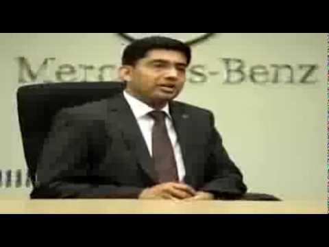 India R&D important for Mercedes-Benz