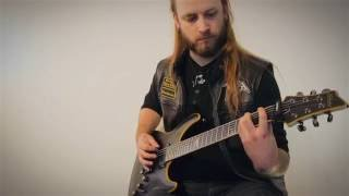 PREACH - Gold Rush (Guitar Playthrough)