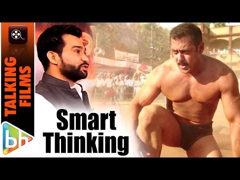 Salman Khan Is A Really Smart Thinking Actor Says Ali Abbas Zafar