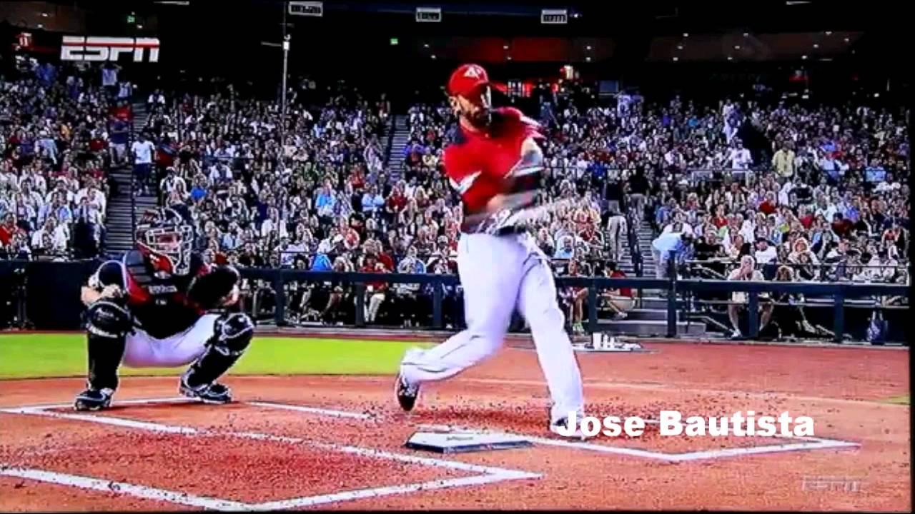 Best MLB Swings Slow MO YouTube