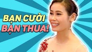YOU LAUGH? YOU LOSE! *** Miss Vietnam speak English ***
