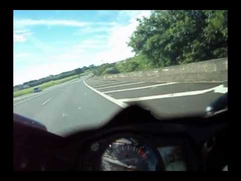 Bandeirantes 300km/h - Careca Terrorista (Srad 1000) vs BMW 1000 e CBR Fireblade
