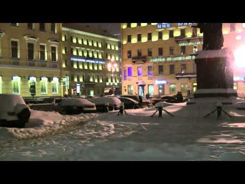 Fantastic Winter, St-Petersburg