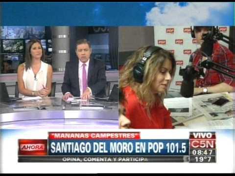 C5N - MAÑANAS ARGENTINAS: DUPLEX CON MAÑANAS CAMPESTRES