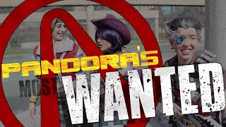 Pandora's Most Wanted Borderlands Cosplay Video