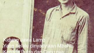 Download Lagu Tembang Kuno Jawa Islami : Gusti Alloh iku Siji.. Gratis STAFABAND