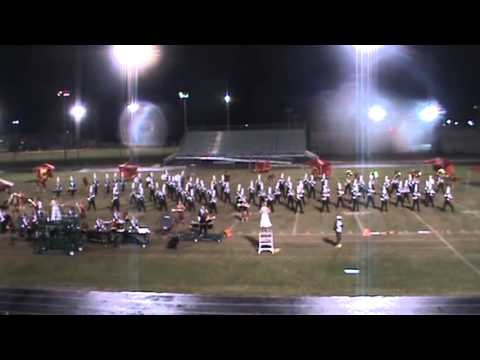 Lakewood ranch high school mustang marching band parents night bradenton fl 2013