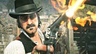 Red Dead Redemption 2 - Dutch Kills Leviticus Cornwall