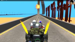 Gorillaz 19 2000 - FanGame 3D (BETA) Demonstration