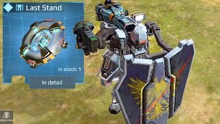 Silver Knight - MAX Gareth Returns Battling In Champion League | War Robots