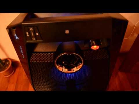 Тест мини-системы Sony GTK X1BT.