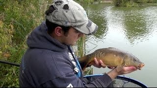 Method Feeder Fishing For Carp In Winter