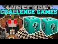 Minecraft: SPHINX CHALLENGE GAMES - Lucky Block Mod - Modded Mini-Game