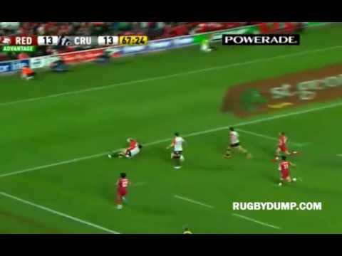 Will Genia's Super Rugby Final winning try.