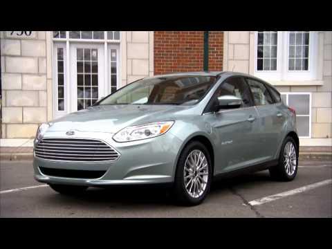 ► Ford Focus Electrique 2012