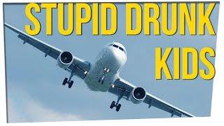 Baggage Handler Trapped in Cargo Hold During Flight ft. Boze, Steve Greene, DavidSoComedy  from JustKiddingNews