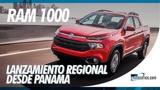Lanzamiento Regional RAM 1000 desde Panamá
