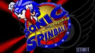 Mega Drive Longplay [067] Sonic Spinball