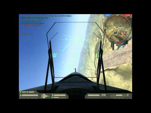 Battlefield 2 - Trailer Air Force One with 1S1DO1 and Rambo