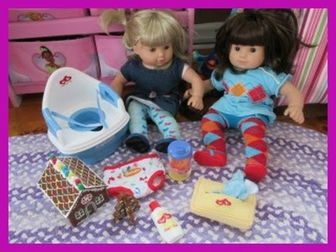 American Girl Bitty Twin Doll Accessory Review