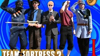 Team Fortress 2 - Real Life Parody I