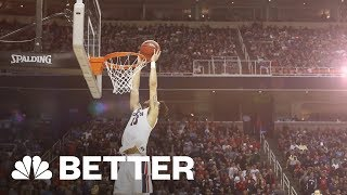 How To Perform Your Best Under Pressure And How Not To Choke | Better | NBC News