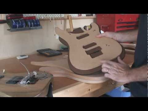 Part 1 - How To Create A Guitar Template