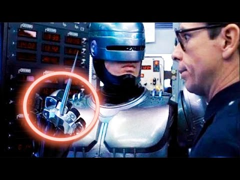 Robocop  Curiosidades   Robocop Mistakes video