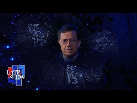 Stephen Colbert's Star Signs