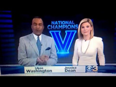 KYW CBS 3 Eyewitness News at 11pm cold open April 5, 2016