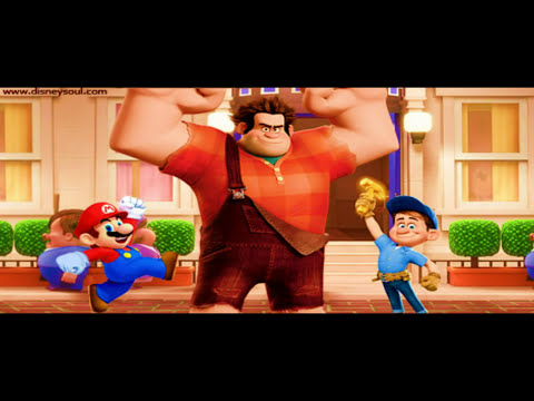 Wreck it Ralph 2 - Ralph el demoledor 2