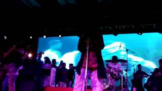 Chittagong University concert 19/11/2016 (Lalon band sumi)
