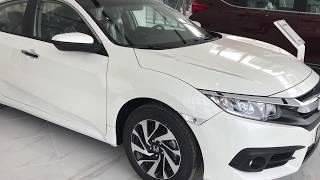 Khuyến Mãi Giá Xe Honda Civic 1.8E 2019 Nhập Thái. Mua Trả Góp 220Tr Lăn Bánh Ra Biển Tại HCM