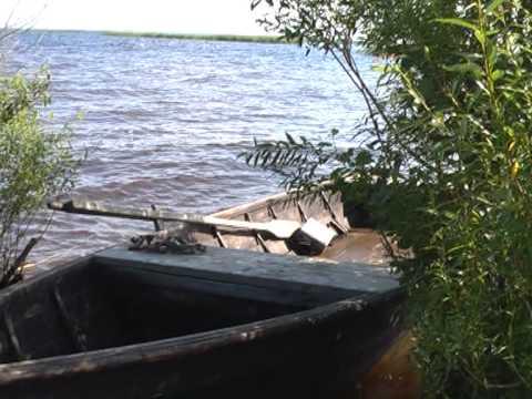 рыбалка на озере отно в вологодской области