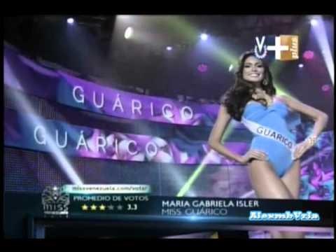 Maria Gabriela Isler Miss Venezuela Universo 2012-2013