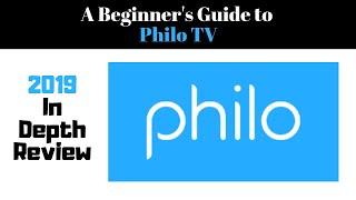 Philo Review - Beginner's Guide to Watching Philo TV (The Pros AND Cons)