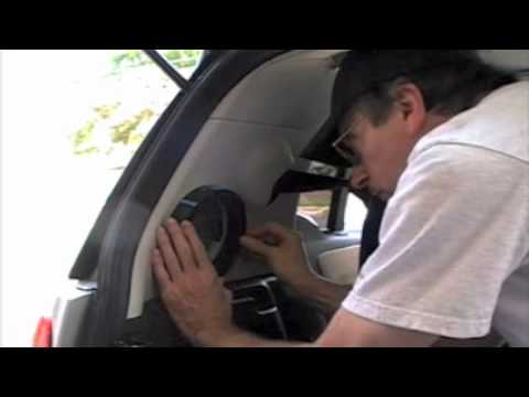 Smartcar Rear Speaker Install Youtube