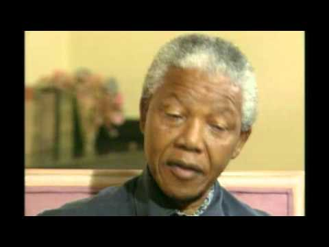 Nelson Mandela interviewed by Jon Snow (1994) | Channel 4 News