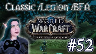 World of Warcraft (Classic/Legion/BfA) - Dungeon: Hügel der Klingenhauer [#52 | Let's Play | german]