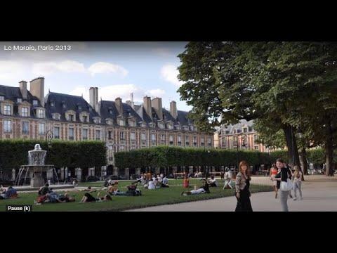Le Marais, Paris 2013