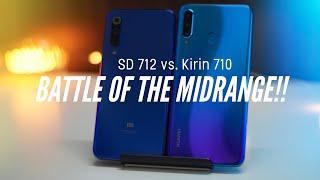Huawei Nova 4E vs. Mi 9 SE: Battle For King of Midrange!!