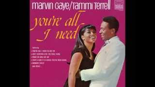 Watch Marvin Gaye Youre All I Need To Get By video