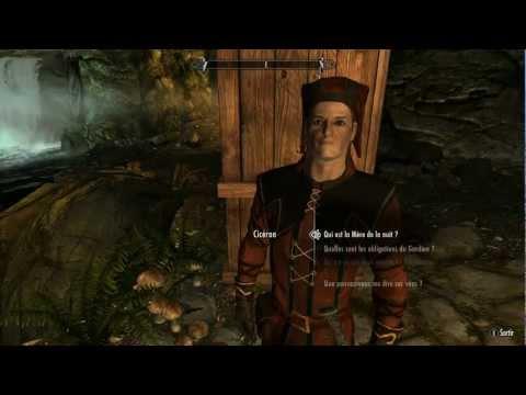 The Elder Scrolls V : Skyrim détente n°2 partie 1 : Chrono dans la confrérie