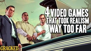 4 Video Games That Took Realism Way Too Far Video Game Purgatory VideoMp4Mp3.Com