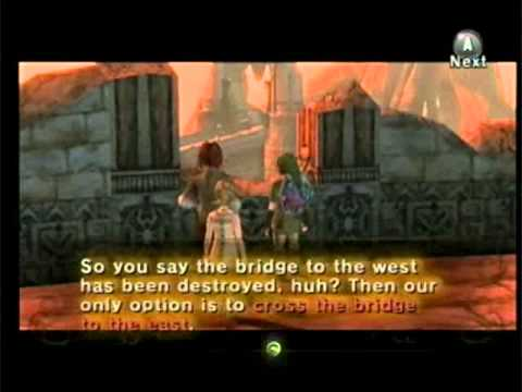 Zelda: Twilight Princess walkthrough part 40: Reunited with Ilia
