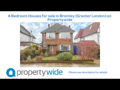 4 Bedroom Houses for sale in Bromley (Greater London) on Propertywide