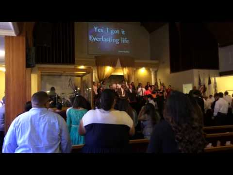 Family Life Center Sanctuary Choir - 7/20/14 - 07/21/2014
