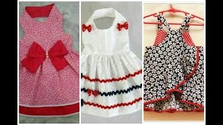 2019 comfortable summar baby froks designs ideas easy stitch at home