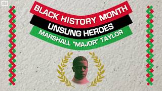 Major Taylor Was America's First Black World Champion Black History Month Sports Illustrated