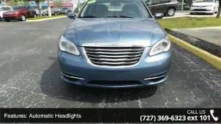 2011 Chrysler 200 LX - Suncoast Chrysler Jeep - Seminole,...